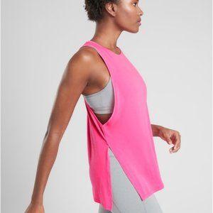 Athleta Women's Essence Mesh Details Tank Size XL